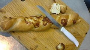 Curso panaderia - 20140318- Pan relleno muzza